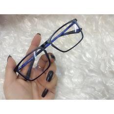Gọng kính siêu dẻo (xanh đen)