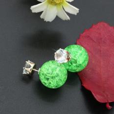 Hoa tai bohemian màu sắc cao cấp