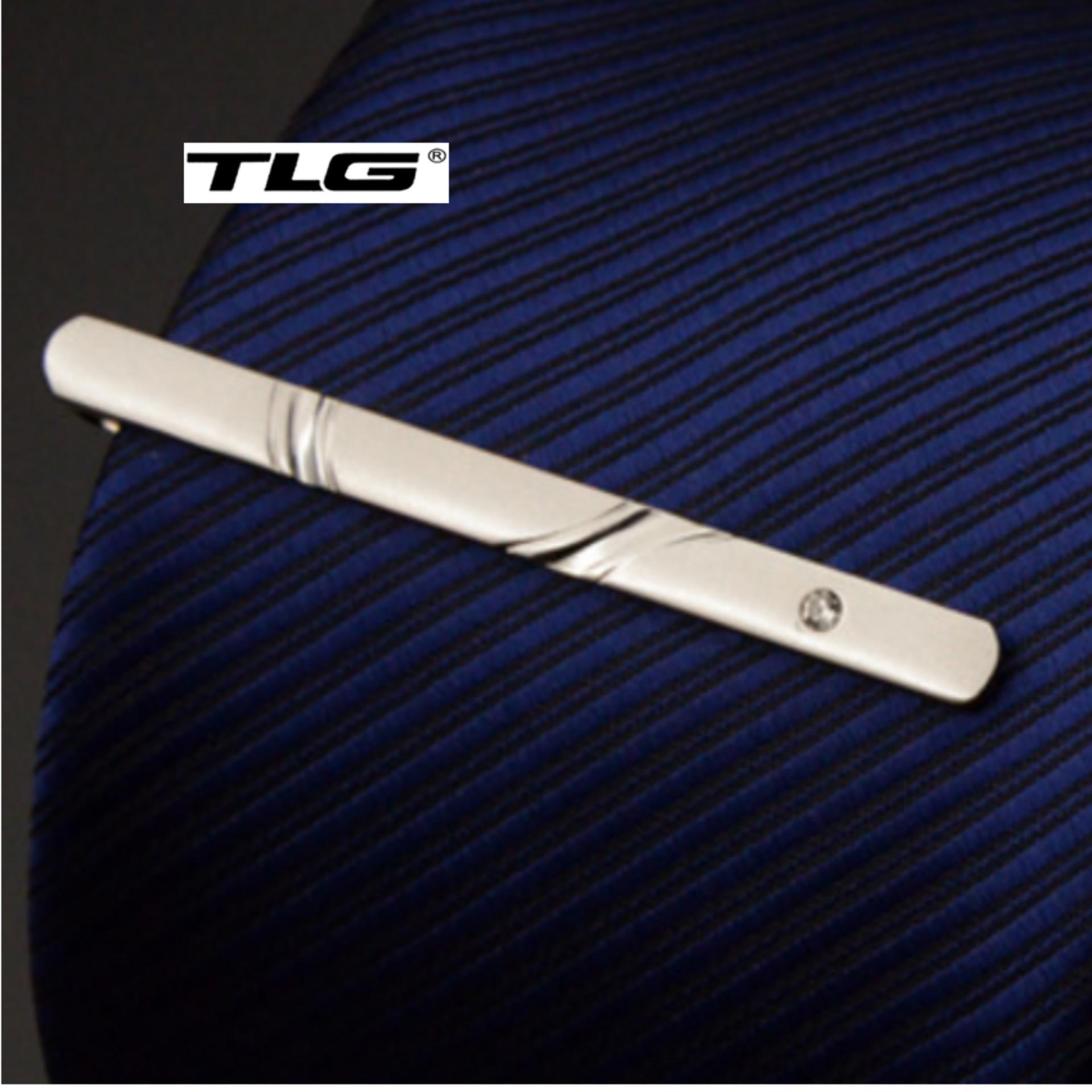Kẹp Cà Vạt Cao Cấp Phong Cách Cá Tính HQ206272-2