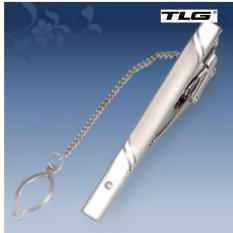 Kẹp Cà Vạt Cao Cấp Phong Cách HQ 206273-1