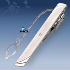 Kẹp Cà Vạt Cao Cấp Phong Cách Mới HQ 2TI73-4