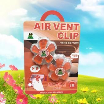 Kẹp khử mùi và làm thơm cho xe hơi Air Vent Clip Korea ( Red fruit) - 8173384 , HA280OTAA3OILGVNAMZ-6543862 , 224_HA280OTAA3OILGVNAMZ-6543862 , 250000 , Kep-khu-mui-va-lam-thom-cho-xe-hoi-Air-Vent-Clip-Korea-Red-fruit-224_HA280OTAA3OILGVNAMZ-6543862 , lazada.vn , Kẹp khử mùi và làm thơm cho xe hơi Air Vent Clip Korea ( Red
