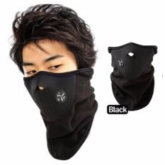 Khẩu Trang Kiểu Dáng Ninja Dành Cho Dân Phượt (đen)