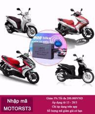 Khóa chống trộm xe máy thẻ từ Iky Bike.