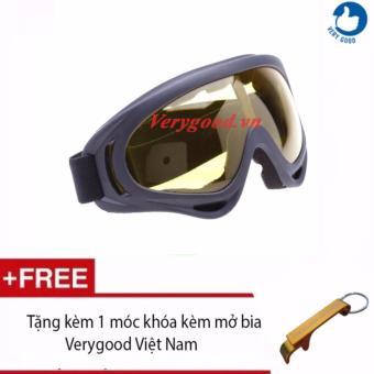 Kính Chống Bụi UV400 + Tặng kèm 1 móc khóa kèm mở bia Verygood ViệtNam
