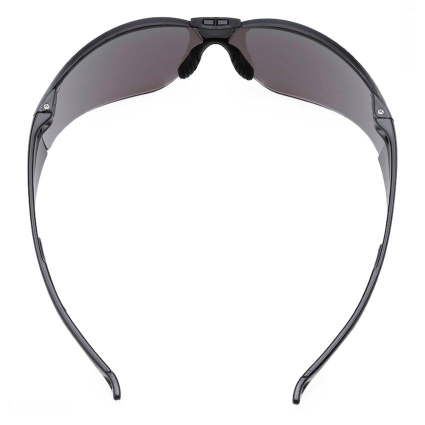 Kính đi đường chống chói nắng chống bụi bảo vệ mắt WINS W13-MS (Tròng đen gương)