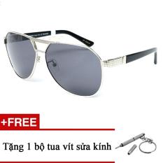 Nơi mua Kính mắt JUBILANT J45040 SIL + Tặng 1 bộ tua vít sửa kính