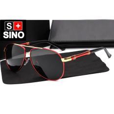 Nơi nào bán Kính mát nam Sino S8000R (đỏ)
