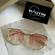 Kính mát nữ thời trang Sino Pink S2017