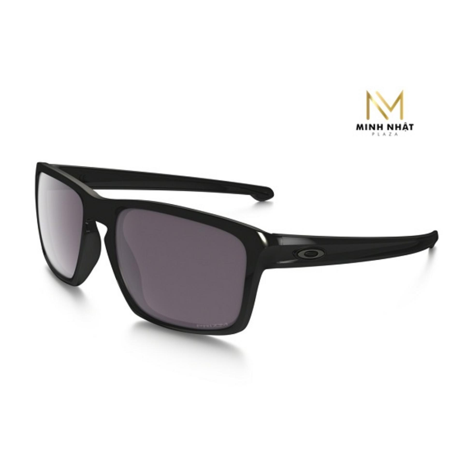 Kính Mắt Oakley Sliver Prizm Daily Polarized Black Men OO9269/05