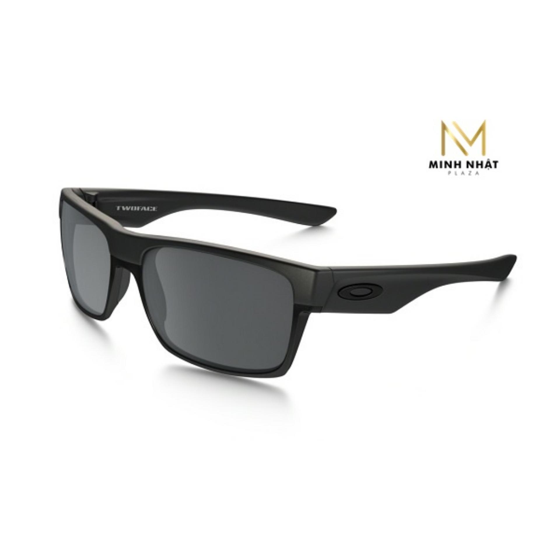 Kính Mắt Oakley TwoFace Black Iridium Unisex OO9256/04