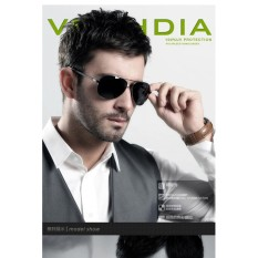 Kính mát phân cực thời trang nam VEITHDIA 1306 ( Gọng Đen )