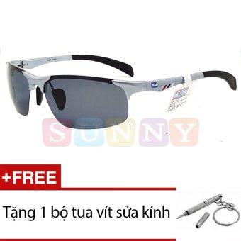 Cách mua Kính mát SN-NBA ALN913 P3 + Tặng 1 bộ tua vít sửa kính