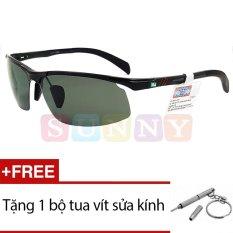 Vì sao mua Kính mát SN-NBA ALN915 P2 + Tặng 1 bộ tua vít sửa kính