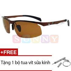 Đánh Giá Kính mát SN-NBA ALN915 P3 + Tặng 1 bộ tua vít sửa kính