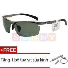 Giá Sốc Kính mát SN-NBA ALN916 P3 + Tặng 1 bộ tua vít sửa kính