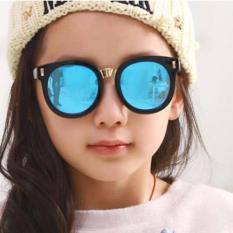 Kính mát thời trang chống tia UV cho bé Korea Kids Model F653