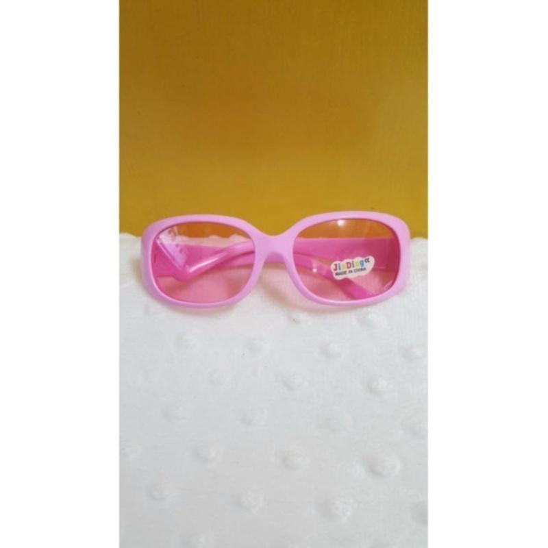 Mua Kính mắt trẻ em chống nắng cao cấp mắt vuông (Hồng)  + Tặng 1 đôi găng tay lót nỉ siêu cute + Tặng 1 đôi dép nỉ đi trong nhà