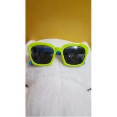 Kính mát trẻ em chống nắng cao cấp (Xanh xanh dương) GC-0001