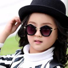 Kính mát trẻ em chống tia UV400 + Tặng bao da B109