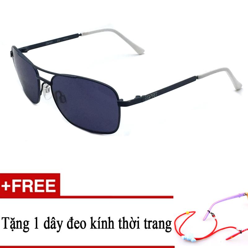 Mua Kính mát trẻ em ESPRIT ET19738 543 (Xanh) + Tặng kèm 1 dây đeo kính trẻ em