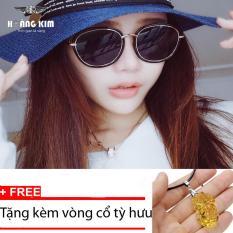 So Sánh Giá Kính mát Unisex Sino S04-1044+Tặng kèm vòng cổ tỳ hưu vàng  Hoàng Kim Digital