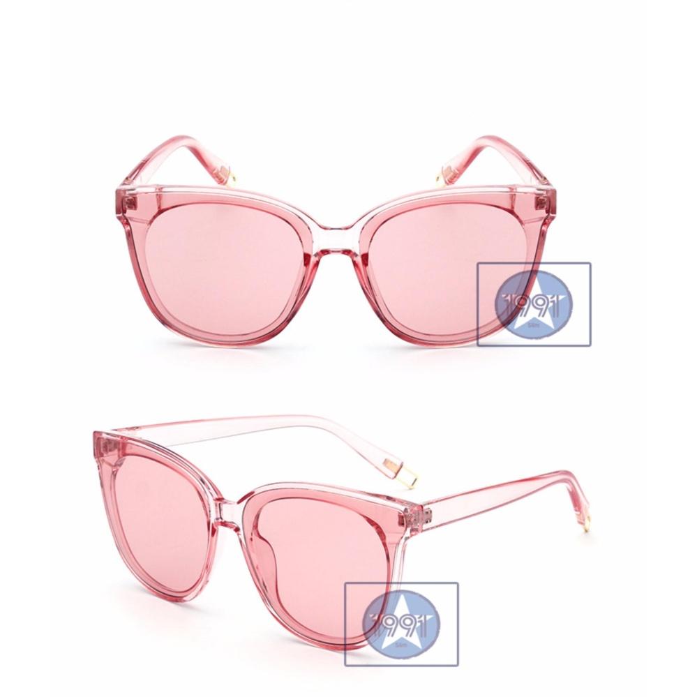 Kính mát Unisex Sino S2017 màu hồng cá tính
