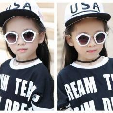 Kính thời trang cho bé gái, bé trai sành điệu + Tặng bao da K109