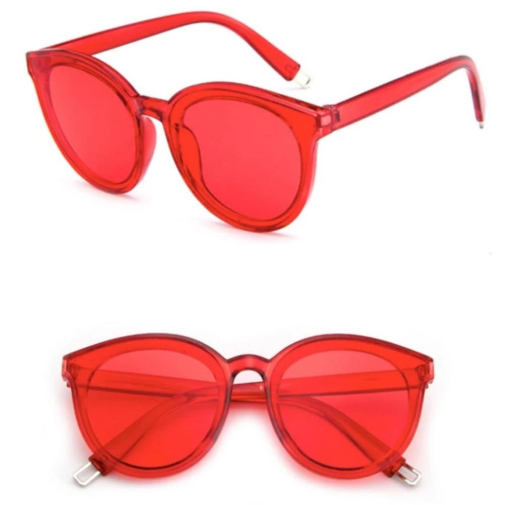 kính tuyệt đẹp phong cách mới( đỏ)
