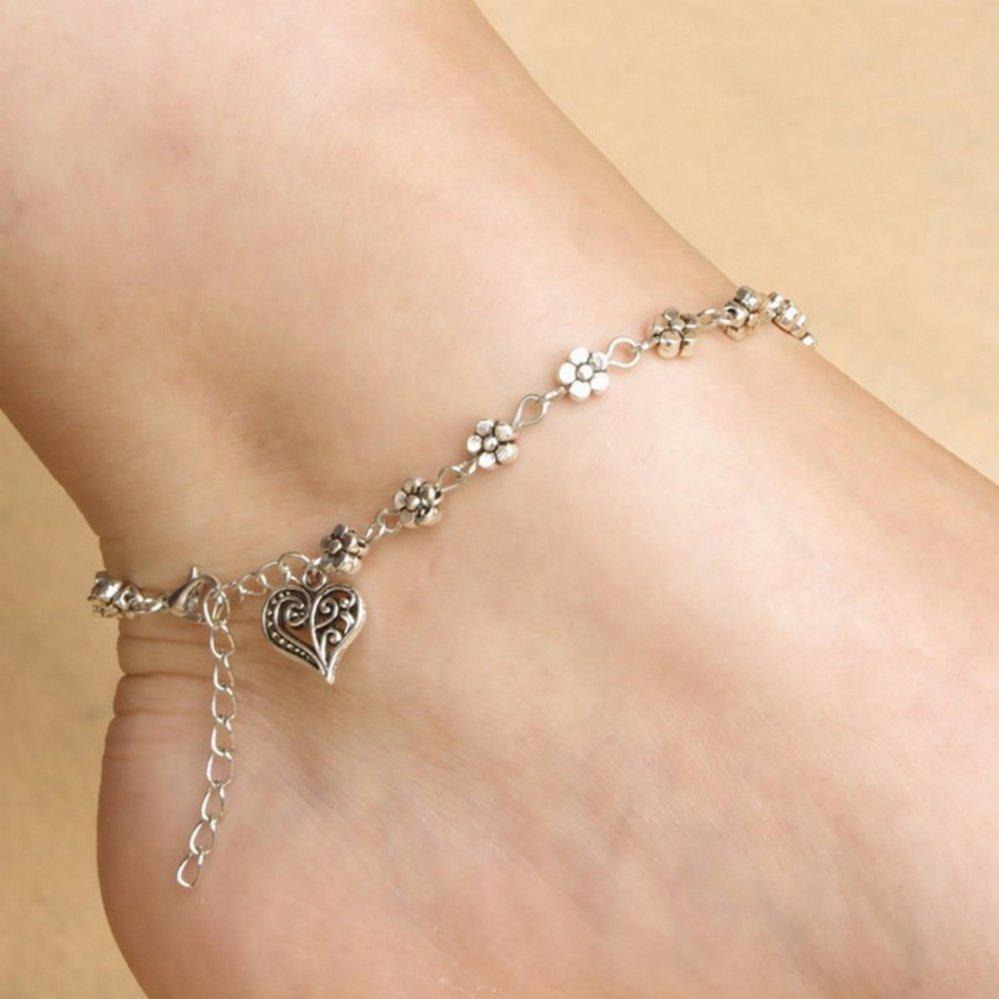 Lắc chân hoa mai nhỏ xinh
