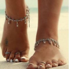 Lắc chân retro cổ điển