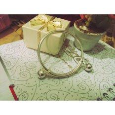 Lắc tay cho bé yêu LDE0331 Mini Jewelry bạc S925 Italia