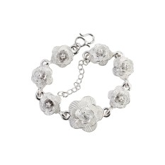 Lắc tay thời trang cao cấp Twinkle Flower MK08