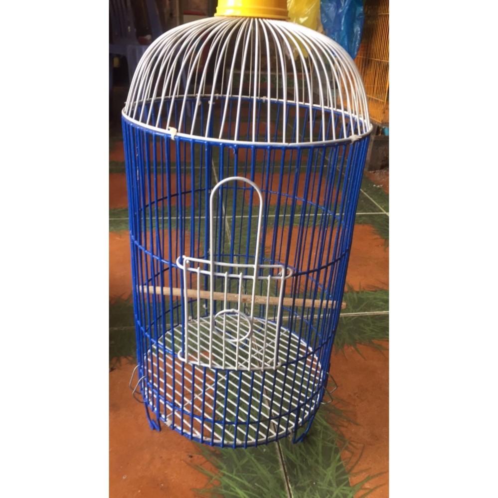 Lồng Tròn thú cưng (chim .hamter,chuột )20 cao 45