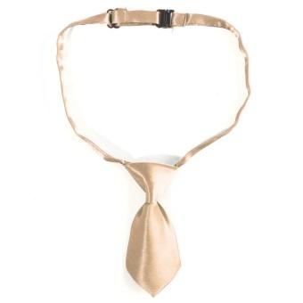 Lovely Adjustable Grooming Necktie Adorable Bow Tie For Dog Cat Puppy Kitten Pet - intl