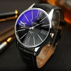 Luxury Brand YAZOLE Business Watch Jam Tangan es Men 2016 Fashion Roma Scale Quartz Watch Jam Tangan Men Casual WristWatch Jam Tangan Hot 315 – intl