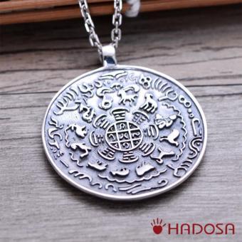 Mặt dây chuyền bạc nam 12 con giáp Hadosa - 10247239 , HA774OTAA5JXIFVNAMZ-10193697 , 224_HA774OTAA5JXIFVNAMZ-10193697 , 1940000 , Mat-day-chuyen-bac-nam-12-con-giap-Hadosa-224_HA774OTAA5JXIFVNAMZ-10193697 , lazada.vn , Mặt dây chuyền bạc nam 12 con giáp Hadosa