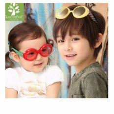 Mát kính Kokotree Hàn Quốc cho bé từ 3 -6 tuổi (Vàng)