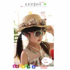 Mắt kính kokotree Hàn Quốc cho bé từ 3 -9 tuổi (Xanh lá cây)