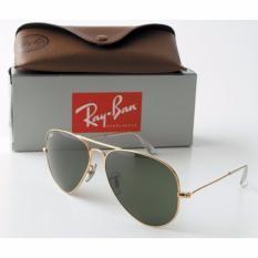 Mắt kính nam Ray-Ban RB3025 L0205 GONG VANG