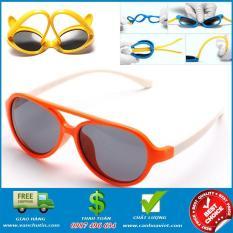 Mắt kính trẻ em chống UV dẻo dai chống vỡ thời trang