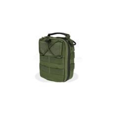 Địa Chỉ Bán Maxpedition – Túi FR-1 Combat Medical Pouch (màu Xanh lá cây Green – 0226G)  BISU SHOP