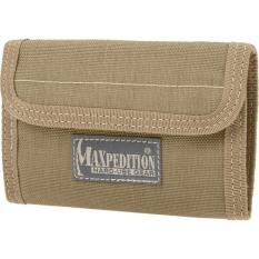 Maxpedition – Ví Spartan Wallet (màu Khaki – 0229K)
