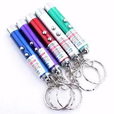 Giảm giá Móc chìa khóa đèn pin laze – soi tiền giả – đèn pin
