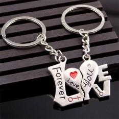 Cửa hàng bán Móc chìa khóa đôi tặng valentine, móc khoá tình yêu giá rẻ – Moc khoa cap I Love You MK12 – Mua sắm Online dễ dàng tại Lazada