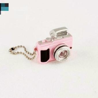 Móc khóa hình máy chụp ảnh ngỗ nghĩnh Gapuky