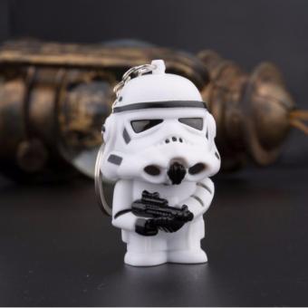 Móc khóa linh Stormtrooper Gapuky