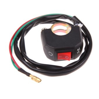 Motorcycle ON-OFF Button Switch connector - Intl