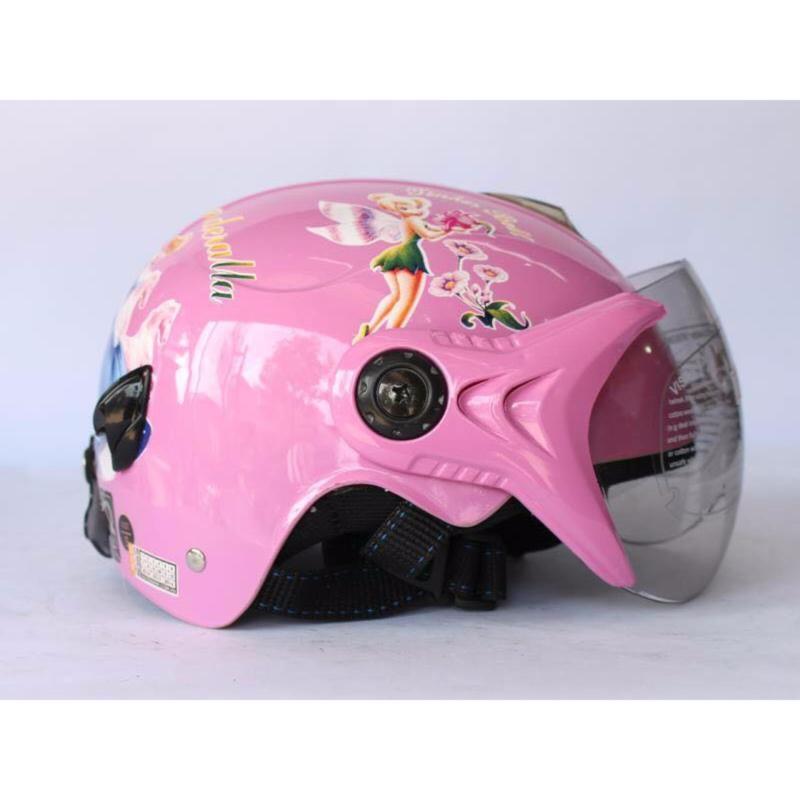 Mũ bảo hiểm trẻ em hình ngộ nghĩnh