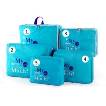 Multifunctional Large capacity light Travel Storage Bag - intl